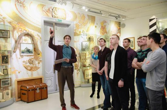 Экскурсия «Сны о Сибири»