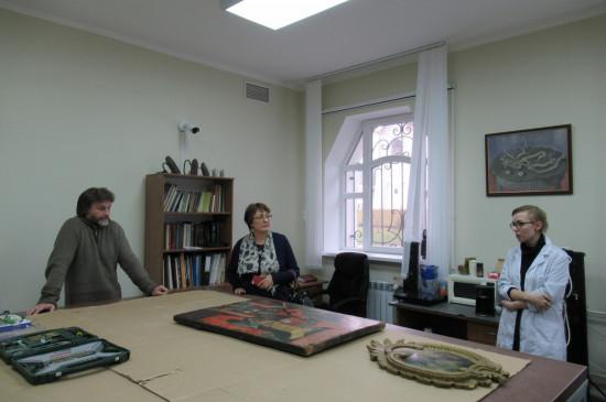 Красноярский краеведческий музей нашел новых реставраторов