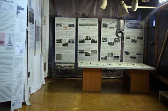 В Томске открылась выставка «Экспресс-панорама: Архитектура свободы. 100 лет утопии в Сибири. От первой сибирской утопии до бумажной архитектуры»