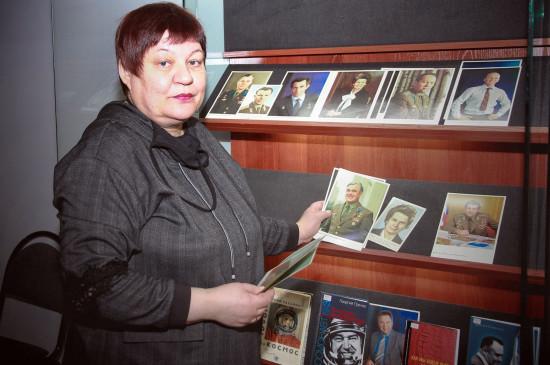 Памяти Татьяны Владимировны Никандровой
