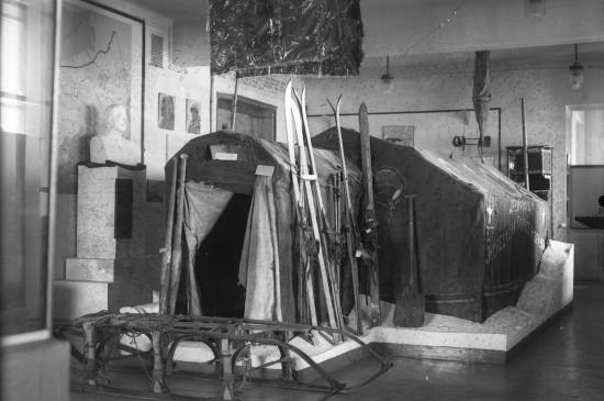 Красноярский музей в 1941 году